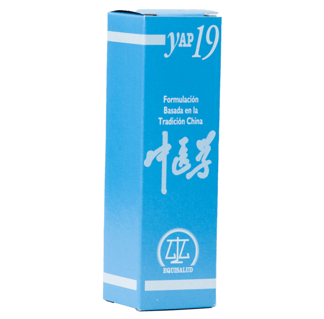 YAP® 19: DESEQUILIBRIO DE HÍGADO-ESTÓMAGO – XIN SHEN BU JIA