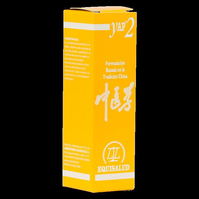 YAP 2: Vacío de Yang de Bazo-riñón - Bi Shen Yang Xu