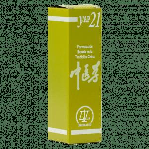 YAP 21: Ruptura o disarmonía Fuego (C) - Agua (Xin Shen Bu Jiao)