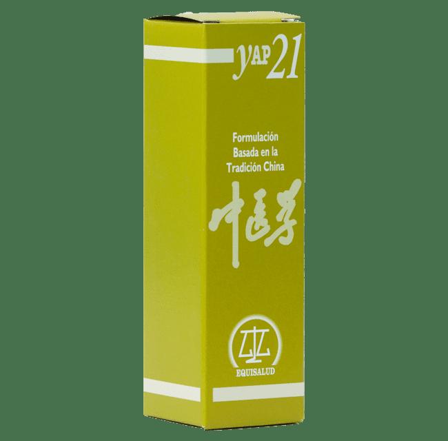 YAP® 21: RUPTURA O DESARMONÍA FUEGO (C) – AGUA (XIN SHEN BU JIAO)