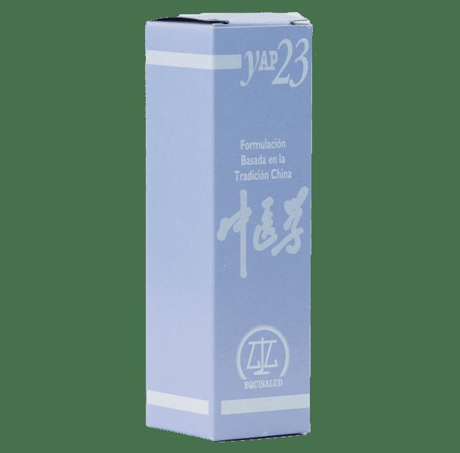 YAP® 23: CALOR DE PULMÓN – FI HUO SANG YEN