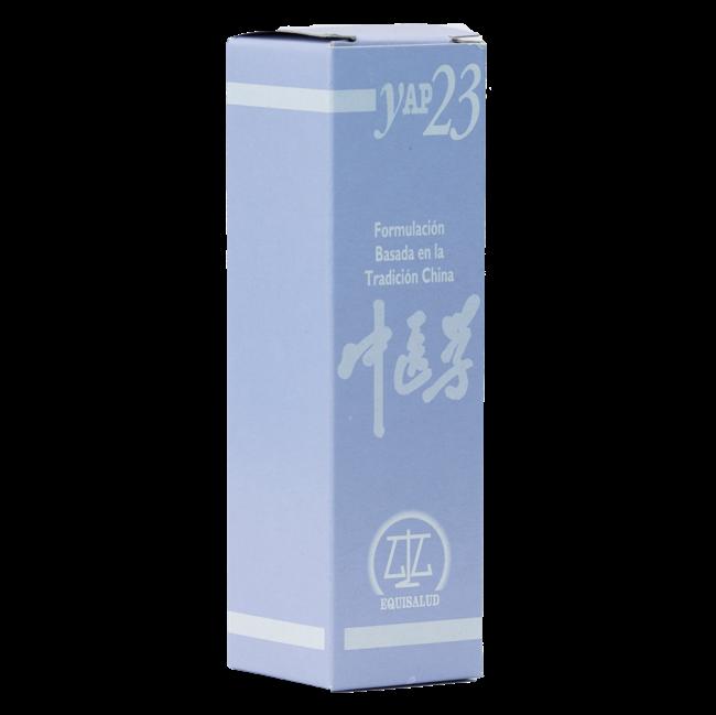 YAP 23: Calor de Pulmón - Fi Huo Sang Yen