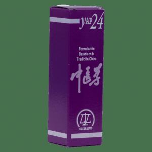 YAP 24: Calor por toxicidad en Sangre - Lian Xue Jie Du