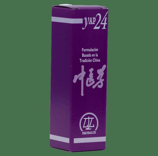 YAP® 24: CALOR POR TOXICIDAD EN SANGRE – LIAN XUE JIE DU