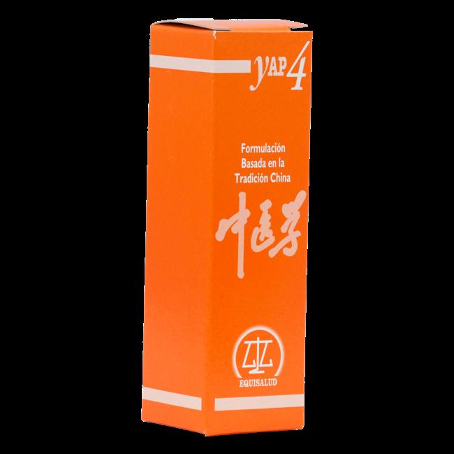 YAP 4: Desarmonía de Bazo-Estómago - Pi Wei Bu He