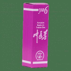 YAP 6: Purificación del Pulmón - Xuan Fi Tan - Calor