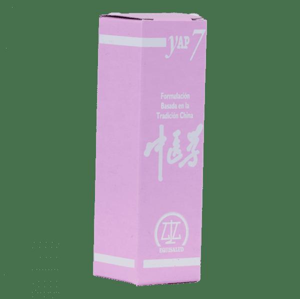YAP 7: Vacío de la Sangre - Xue Xu