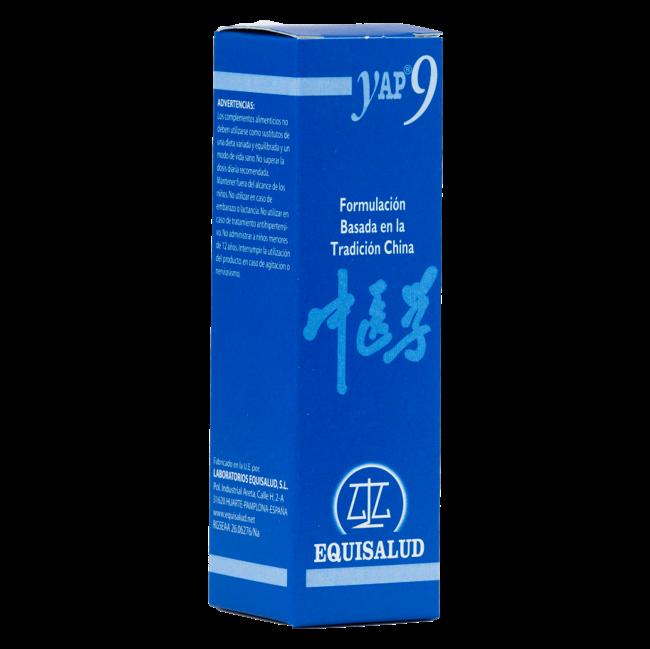 YAP 9: Vacío de Yin de Hígado-Riñón - Gan Shen Yin Xu