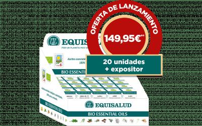 Oferta de lanzamiento Bio Essential Oil