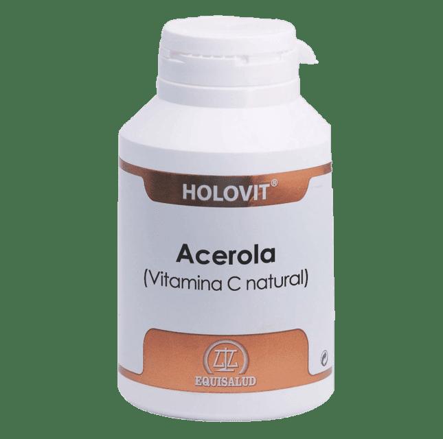 Holovit® Acerola (Vitamina C natural) 180 cápsulas