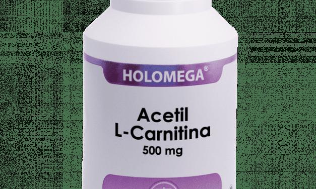 Acetil L-Carnitina 180 cápsulas