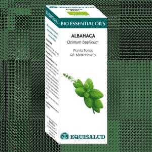 Bio Essential Oil Albahaca