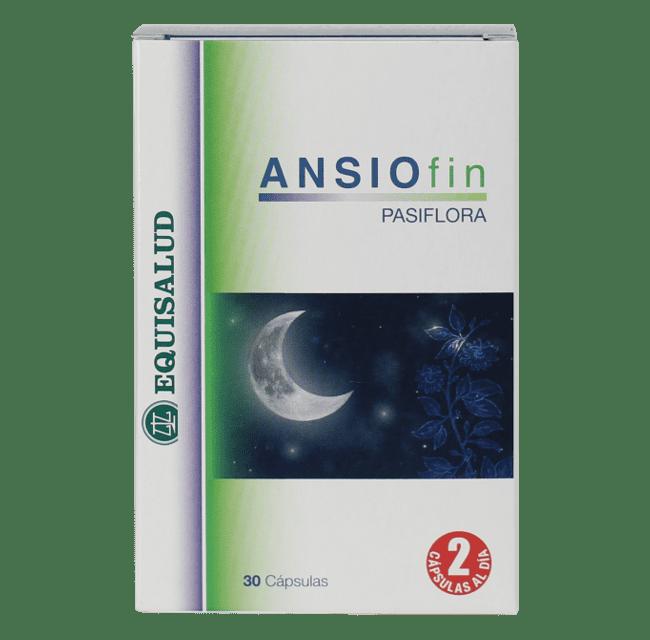 Ansiofin 30 cápsulas