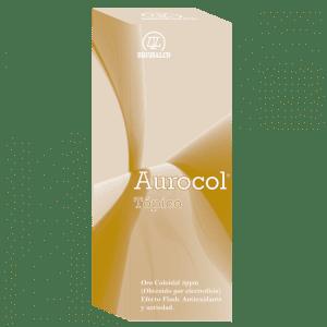 Aurocol Tópico. Oro coloidal: 5ppm