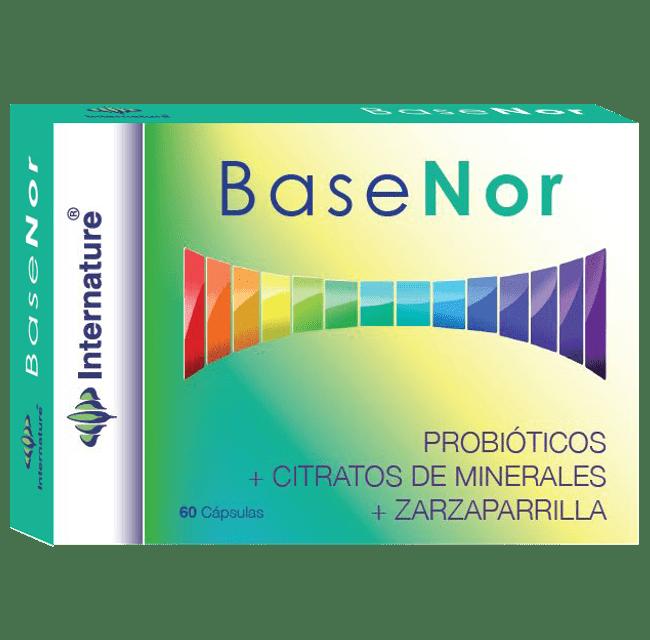Basenor 60 cápsulas