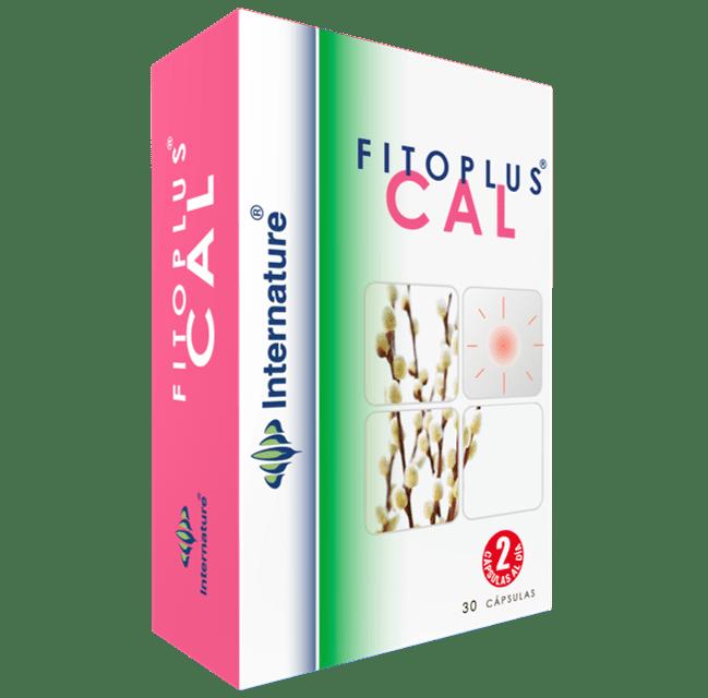 FitoPlus Cal 30 cápsulas