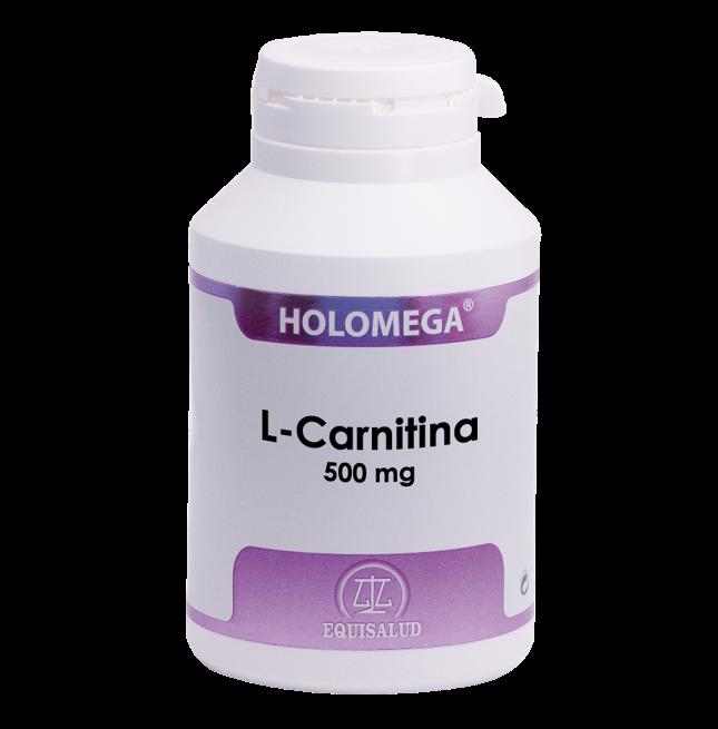 L-Carnitina 180 cápsulas