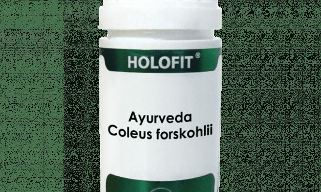 Ayurveda Coleus Forskohlii 50 cápsulas
