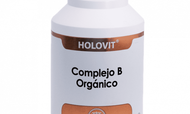 Holovit® Complejo B Orgánico 180 cápsulas