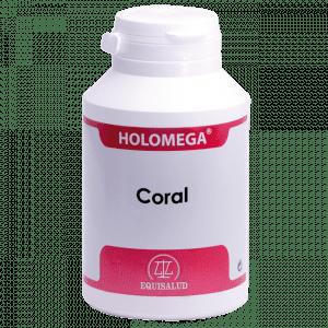 Holomega Coral 180 cápsulas