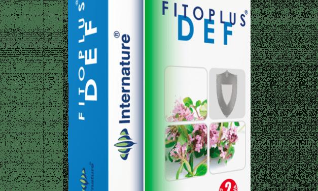 FitoPlus Def 30 cápsulas