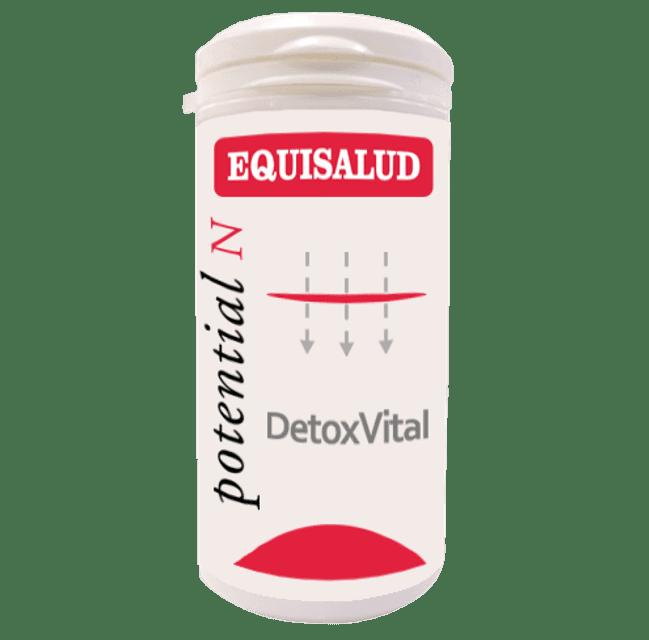 DetoxVital 60 cápsulas