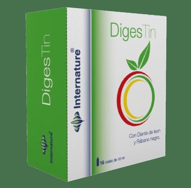 DigesTin 15 viales