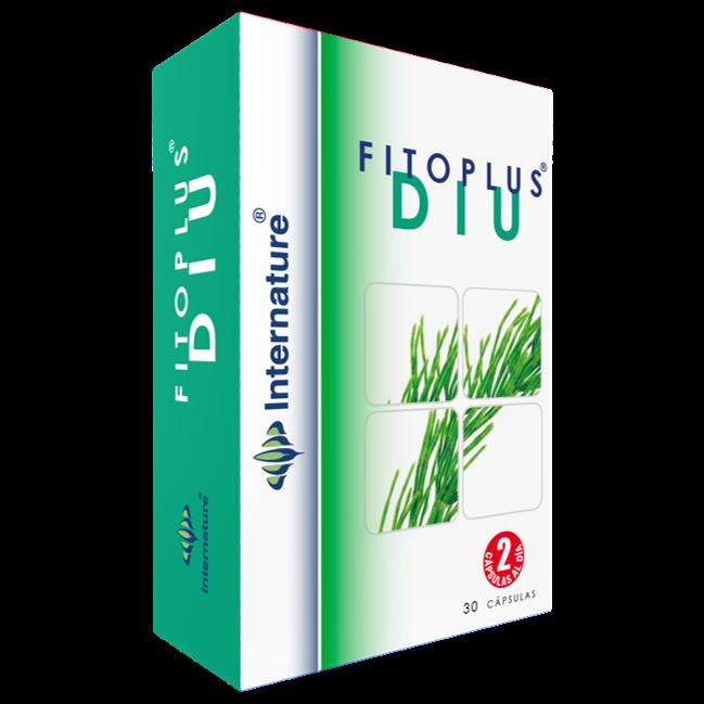 FitoPlus Diu 30 cápsulas