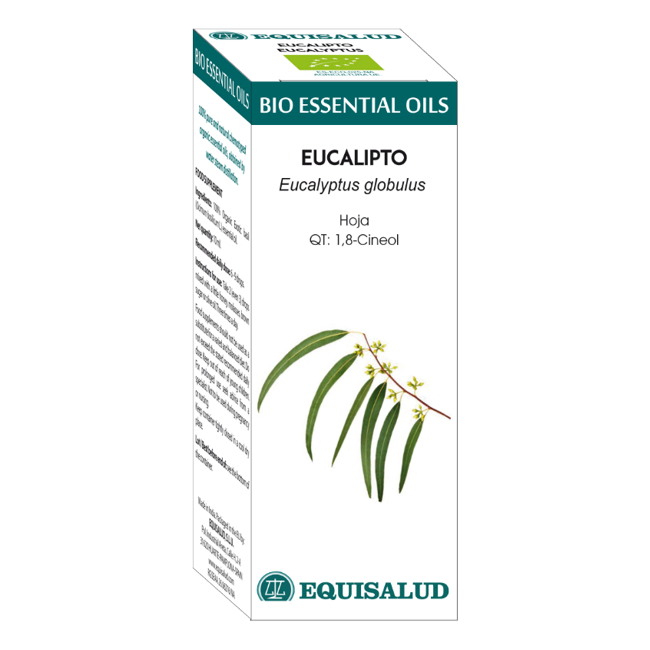 Bio Essential Oil Eucalipto