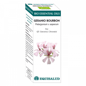 Bio Essential Oil Geranio Bourbon