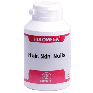 Holomega Hair, Skin, Nails 180 cápsulas