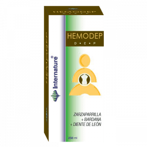 Hemodep 250 ml.