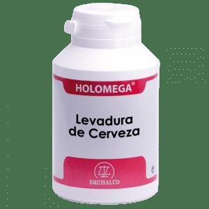 Holomega Levadura de Cerveza 180 cápsulas
