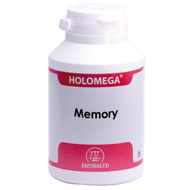 Holomega Memory 180 cápsulas
