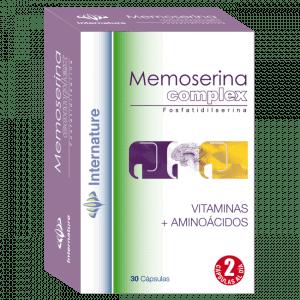 Memoserina Complex 30 cápsulas