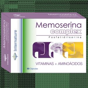 Memoserina Complex 60 cápsulas