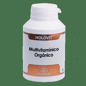 Holovit Multivitamínico Orgánico 180 cápsulas
