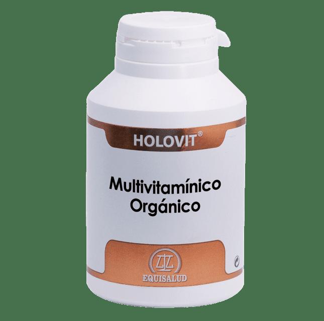 Holovit® Multivitamínico Orgánico 180 cápsulas