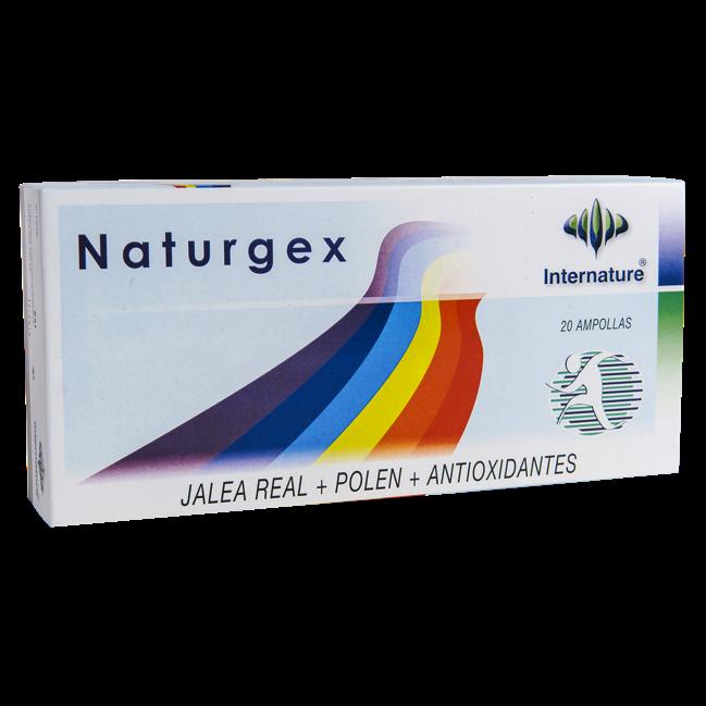 Naturgex 20 ampollas