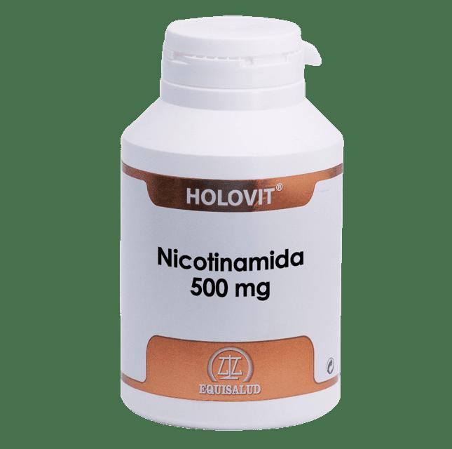 Holovit® Nicotinamida 500 mg 180 cápsulas