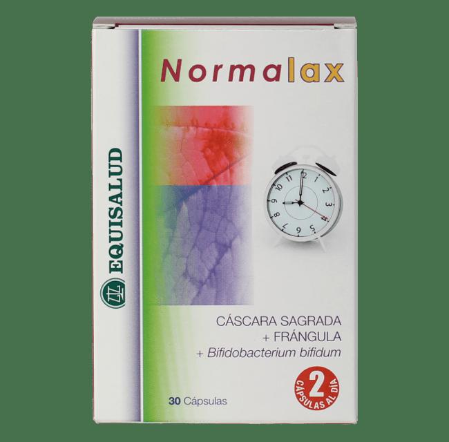 Normalax 30 cápsulas