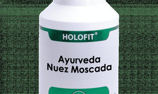 Holofit Ayurveda Nuez Moscada 180 cápsulas