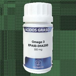 Omega 3 EPA50-DHA250 60 cápsulas