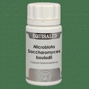 Microbiota Saccharomyces boulardii 60 cápsulas