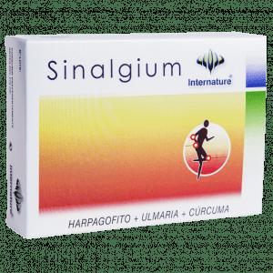 Sinalgium 60 cápsulas