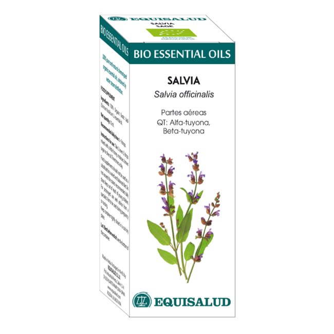 Bio Essential Oil Salvia