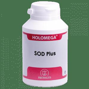Holomega SOD Plus 180 cápsulas