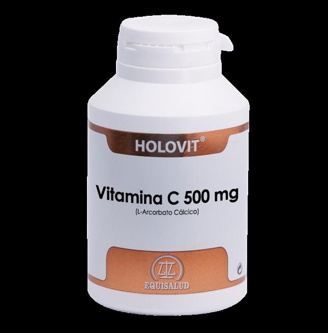 Holovit Vitamina C 500 mg 180 cápsulas