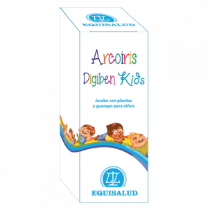 Arcoiris Digiben Kids 250 ml.