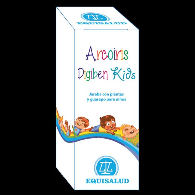 Arcoiris Digiben Kids 250 ml.